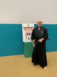 Iaido (sabre Japonais)